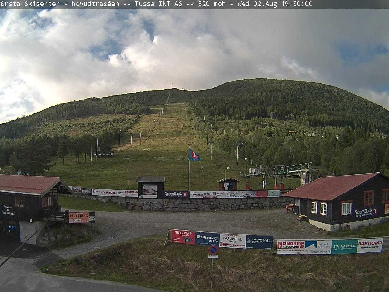 Webcam Bondalseidet, Ørsta, Møre og Romsdal, Norwegen